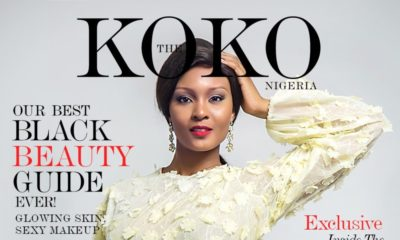 Osas Ajibade Sizzles on the Double Cover of The KOKO Magazine
