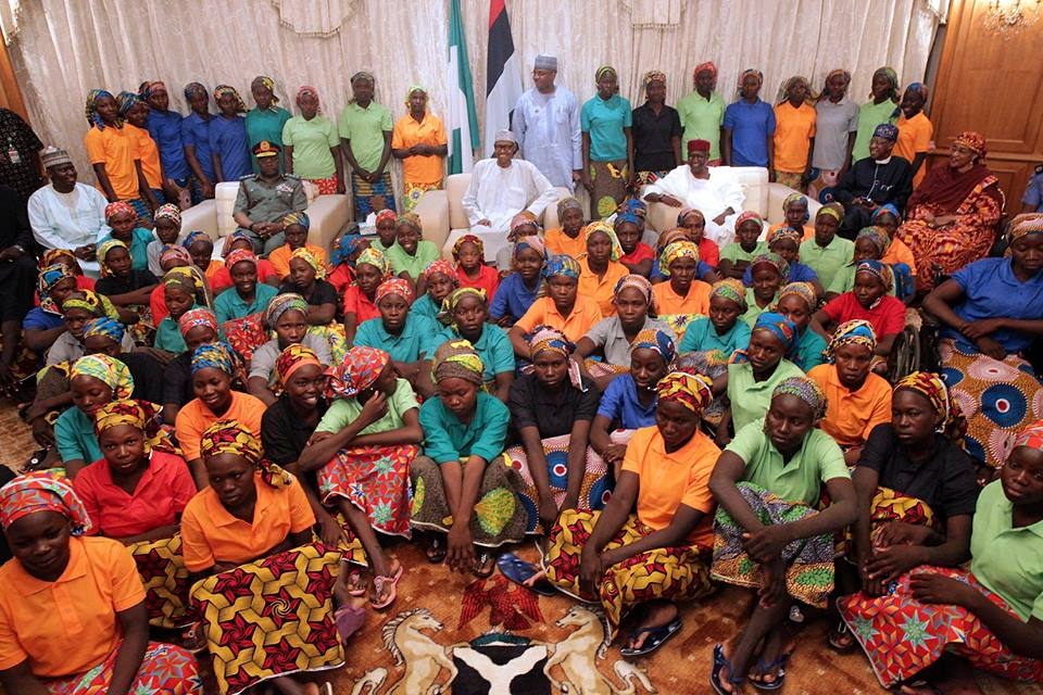Nigerian troops battle Boko Haram in Lake Chad area