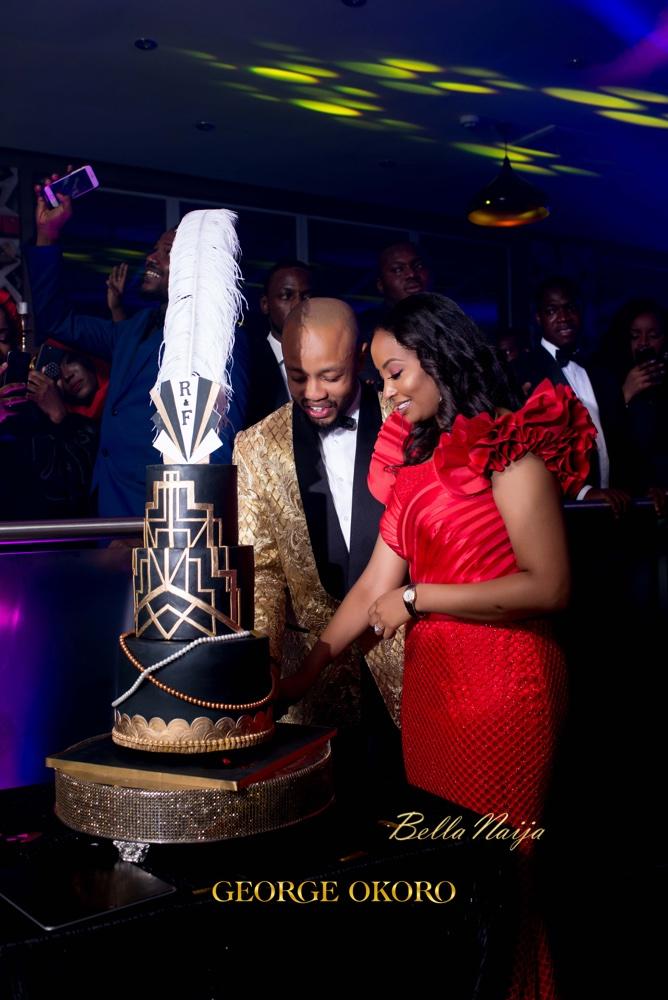 Fatima & Rufai's Great Gatsby Themed Pre-Wedding Cocktail Event in Abuja | George Okoro Weddings