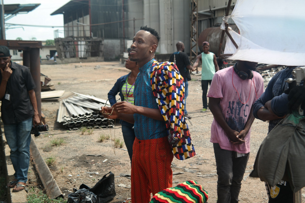 "Mr 2Kay shoots Video for Lastest Single ""Count It All Joy"" 