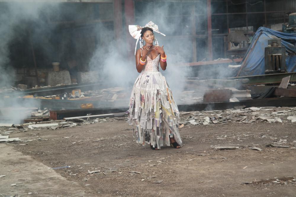 "BellaNaija - Mr 2Kay shoots Video for Lastest Single ""Count It All Joy""   See B.T.S Photos"