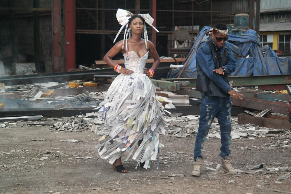 "BellaNaija - Mr 2Kay shoots Video for Lastest Single ""Count It All Joy"" 
