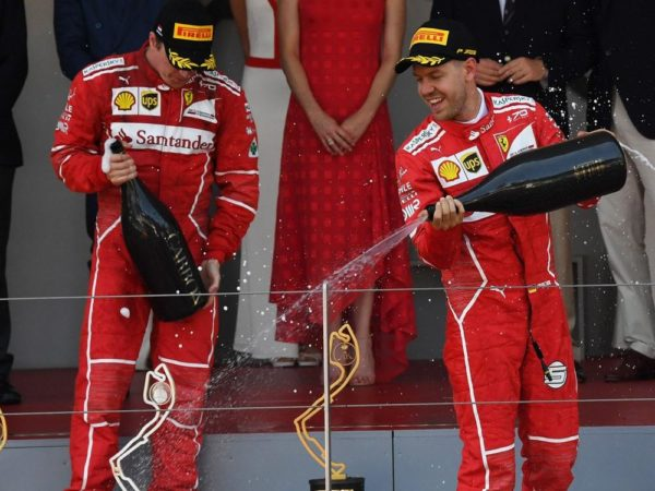 Wolff: Ferrari win was not 'orchestrated'