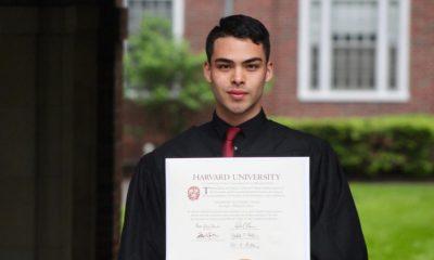 Harvard Graduate Shares Inspiring Story to Success