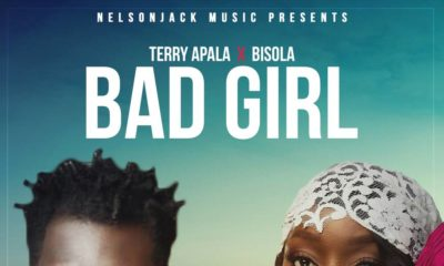 BellaNaija - Terry Apala teams up with #BBNaija's Bisola on New Single Bad Girl | Listen
