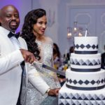 BN Living: The Fabulous Black & White Party for Olalekan Ajala's 50 Birthday at The Dorchester, London
