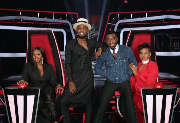 BellaNaija - The Voice Nigeria Season 2 premieres 18th June! Take a First Look at The Coaches