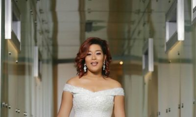Adunni Ade stuns in 'Urban Bride' Lookbook by Chique Bridals