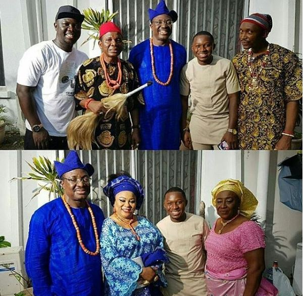 Wedding Party 2.Patience Ozokwor Chiwetalu Agu Join The Cast Of The Wedding Party