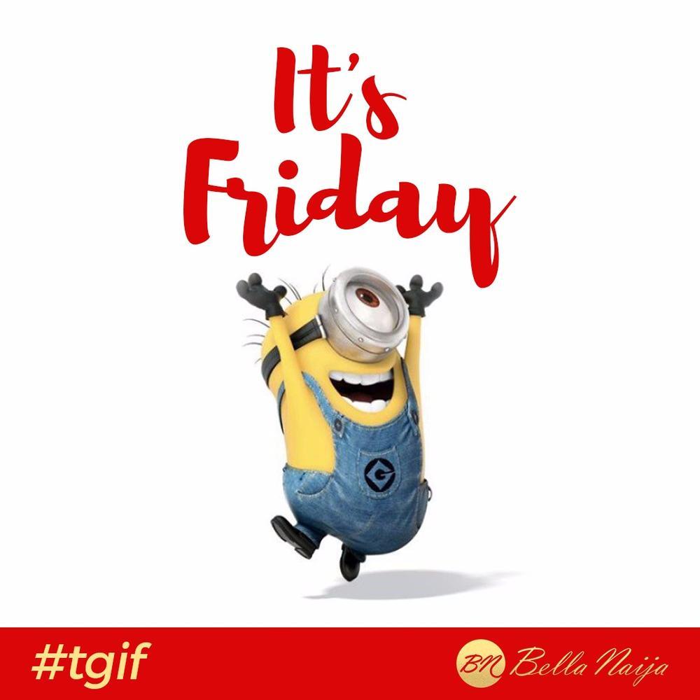 Its Friday: Thank God It's Friday! #TGIF
