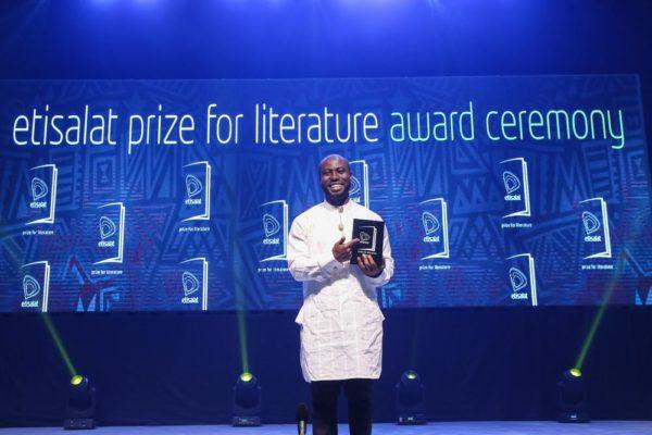 Nigerian Writer, Johwor Ile bags Etisalat Prize For Literature