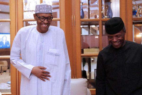 President Muhammadu Buhari recuperating quickly, doing very well - Yemi Osinbajo