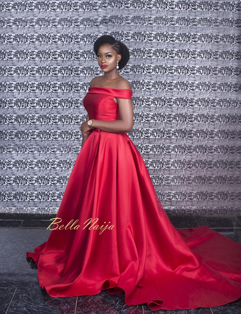 ... With Their Second Look, Adding A Little More Drama And Personality To  Their Special Day. See The Photos Below For Amazing BN Bridal Beauty  Inspiration.