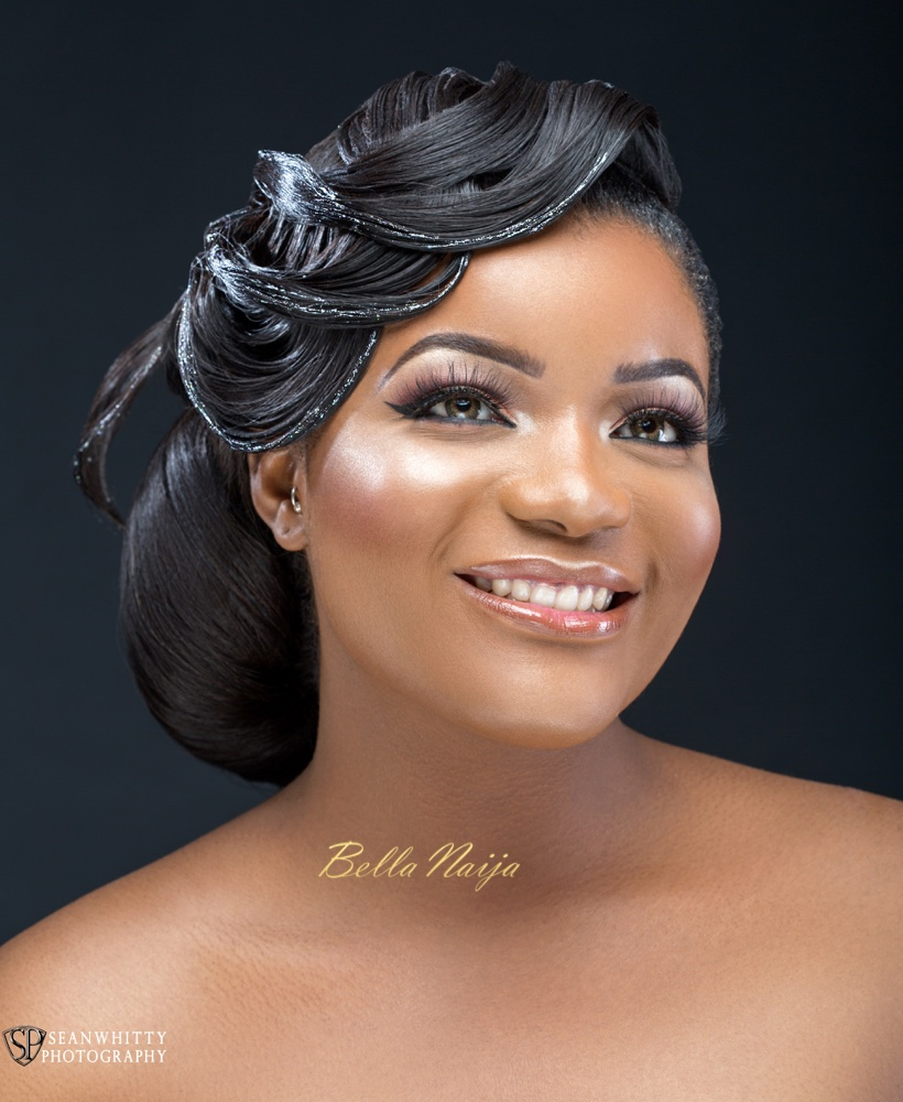 Tim and wande wedding hairstyles