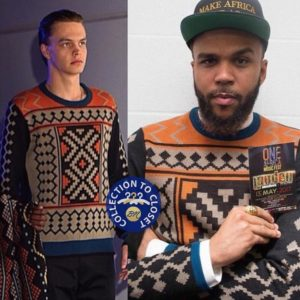 BN Collection to Closet: Jidenna in Maxhosa by Laduma