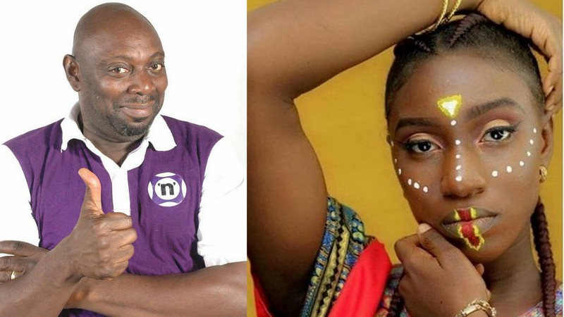 "BellaNaija - ""Love your dad, despite whatever you feel he may have done"" - Daddy Freeze advises Segun Arinze's Daughter Renny"