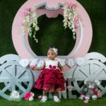 BN Living: Diamond Shines Bright in her 1st Birthday Shoot! 💎