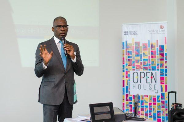 Olasupo Shasore (SAN) BellaNaija Open House Lagos