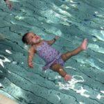 eli swimming maky benson bellanaija