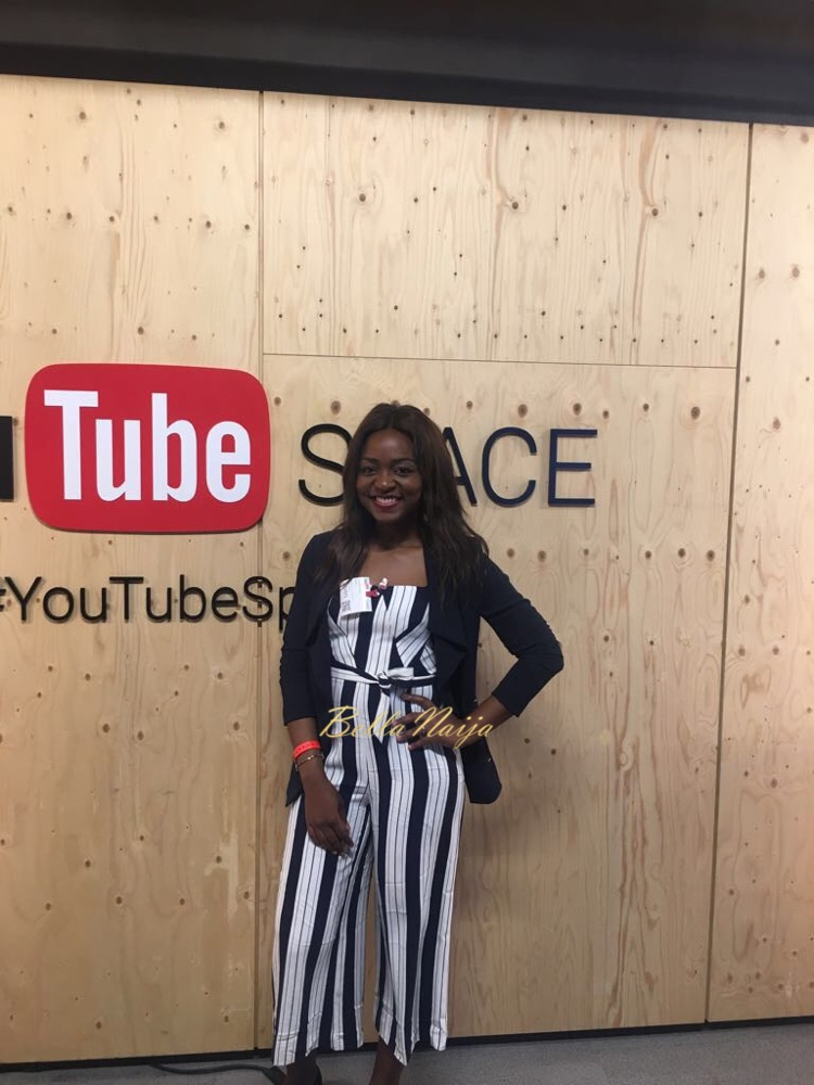 #BNYouTubeSpace: CEO & Founder of CultureTree Gbemisola Isimi Attends the YouTube London 'Afrobeat in Conversation' Event | Get the Scoop!