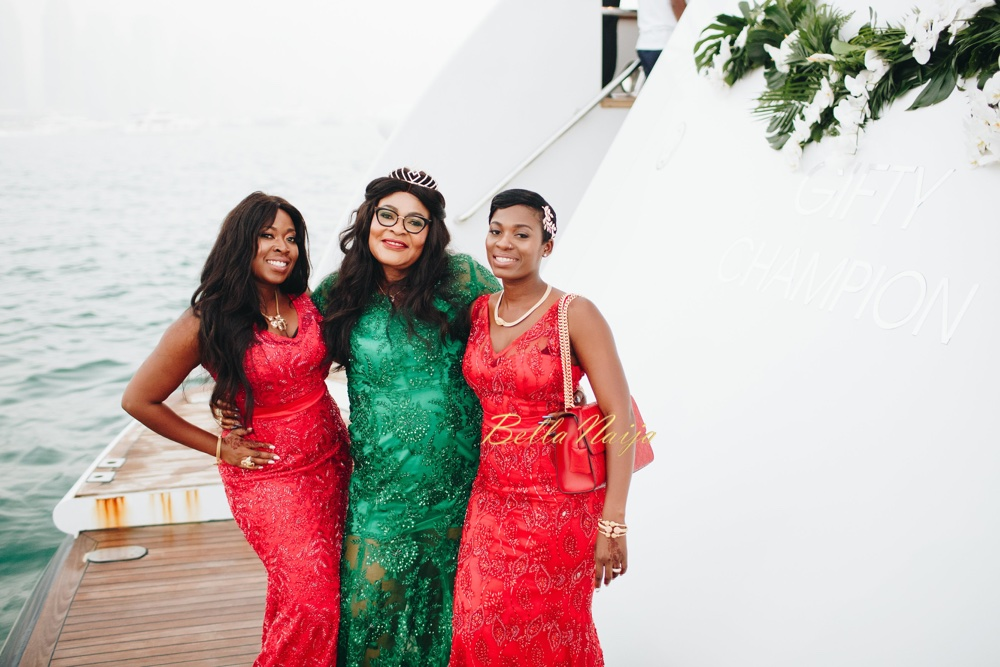 BellaNaija Living: Decor Details of Ghanaian Mogul Gifty Champion's Grand 60th Birthday Celebration in Dubai