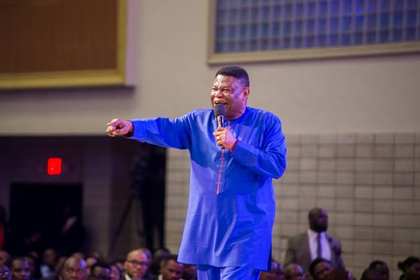 Pay your Tithes willingly and not out of Fear - Bishop Mike Okonkwo
