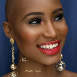 BN Bridal Beauty:No Mane? No Problem! Joy Adenuga Shows us Beauty is Beyond Hair for Brides with Alopecia