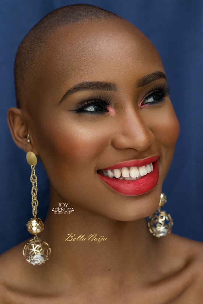 BN Bridal Beauty: No Mane? No Problem! Joy Adenuga Shows us Beauty is Beyond Hair for Brides with Alopecia