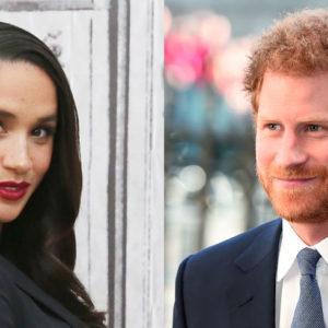 Meghan Markle & Prince Harry Arrive Together to Pippa Middleton's Wedding Reception