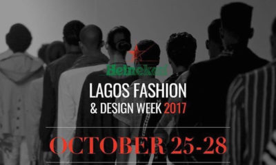 Heineken Lagos Fashion & Design Week returns this October 2017
