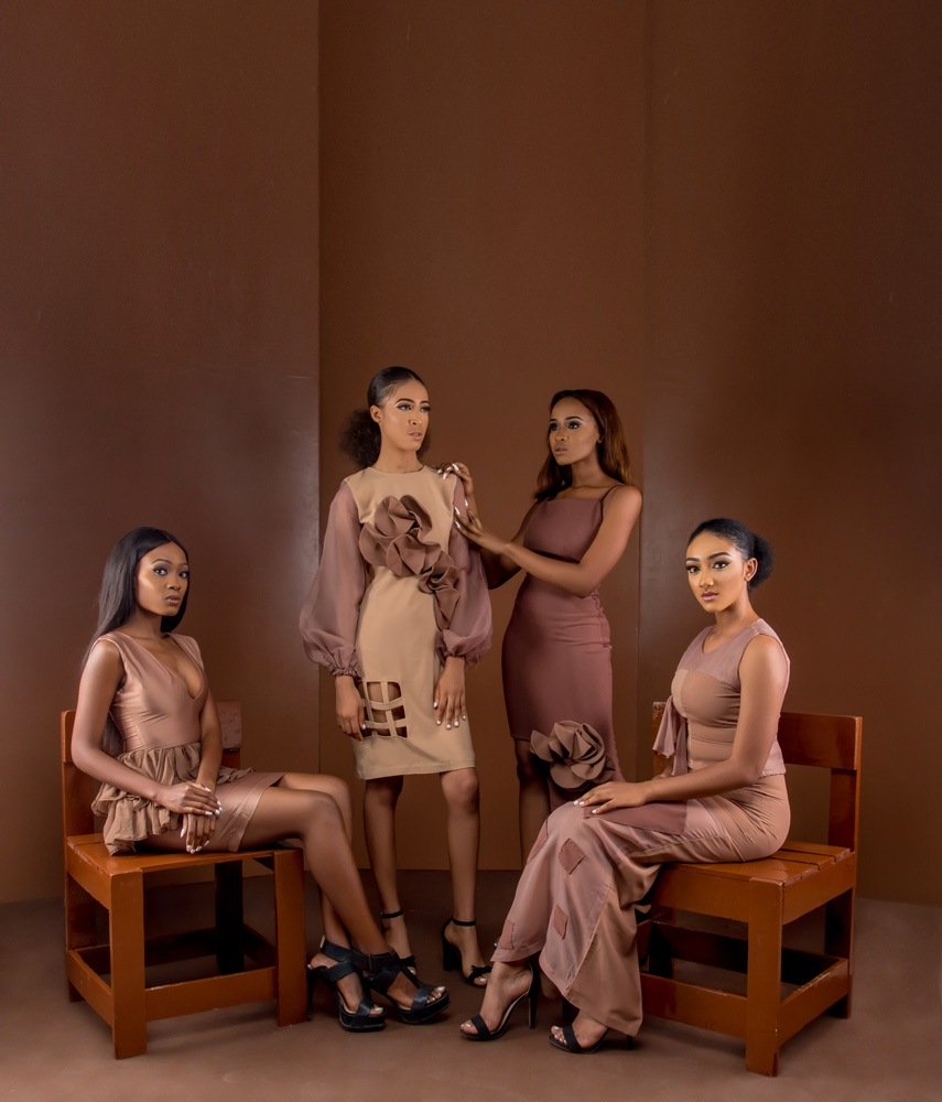 Simply Nudes! Emerging Clothing Brand Melodia unveils Latest Collection 'The Unclad Series'