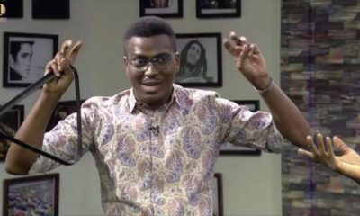 "BN TV: Hots of EbonyLife TV's ""Men's Corner"" Discuss Chauvinism"