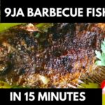 BN Cuisine: Nigerian Barbecue Fish by NazomsCorner