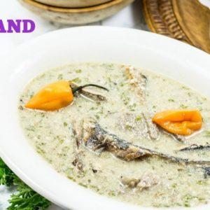 Cameroonian Okra & Egusi Soup Recipe by Precious Nkeih on BN Cuisine