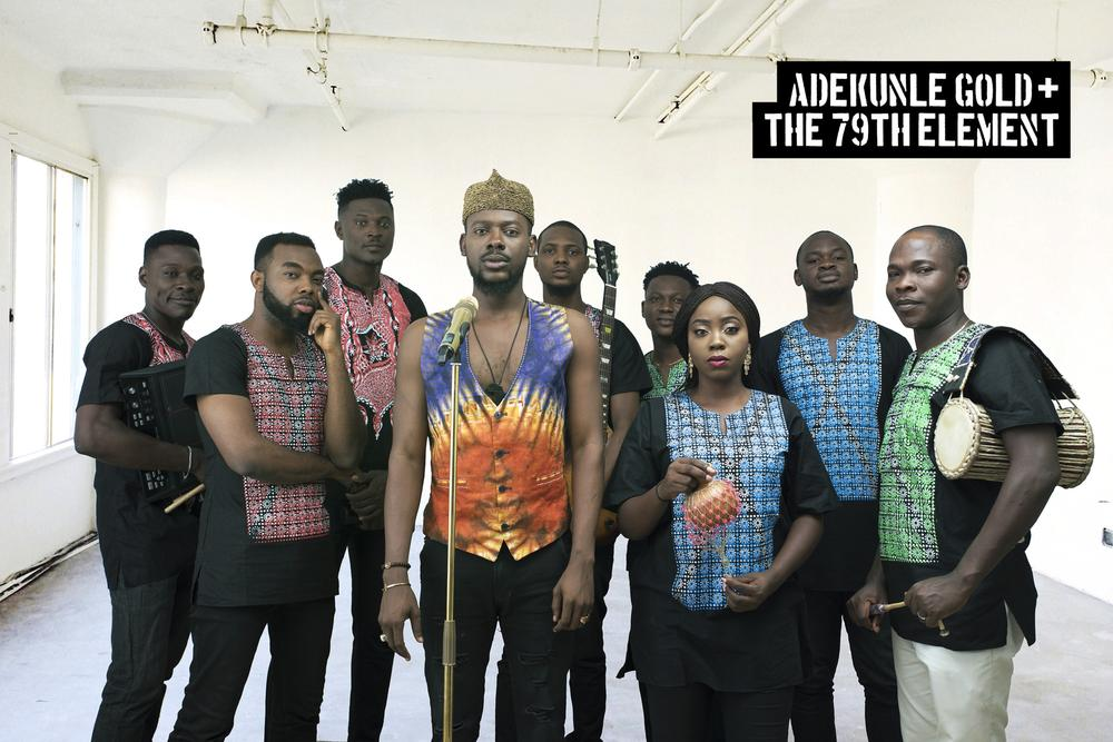 "BellaNaija - Watch Adekunle Gold and the 79th Element jam ""Nurse Alabere"" at The Playground"