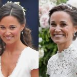 Pippa Middleton Wears a Piece from The Royal Wedding