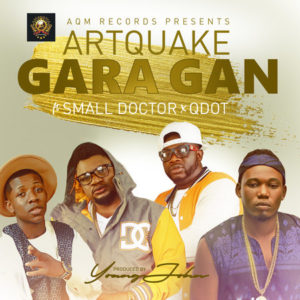 "BellaNaija - Artquake returns with New Single ""Gara Gan"" featuring Small Doctor & QDot 