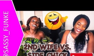BN TV: Side Chick or Second Wife? Watch Sassy Funke's New Vlog
