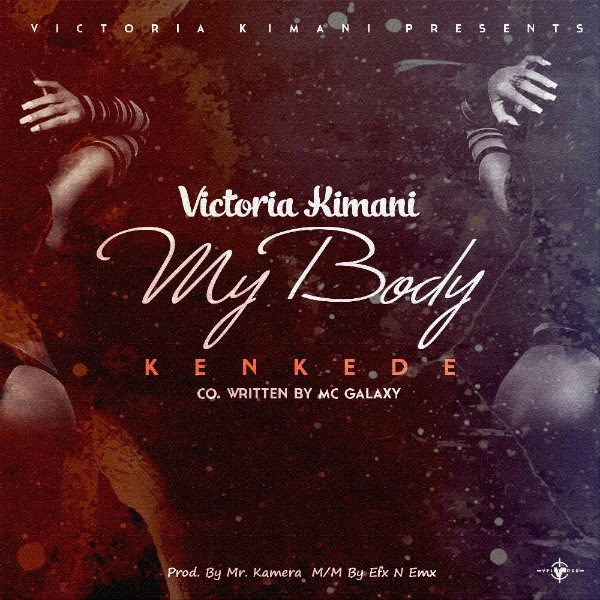 BellaNaija - New Music: Victoria Kimani - Kenkede