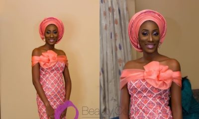 Always A Queen! Miss Nigeria 2010 Damilola Agbajor looks Stunning for her Introduction