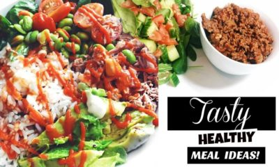 Yenny Adepoju shares Easy, Tasty & Healthy Meal Prep Ideas on BN Living