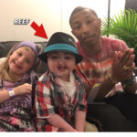 Pharrell Williams makes Dream Come True for Cincinnati Boy who is Battling Cancer