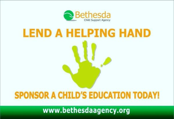 Bethesda Child Support Agency Lend a Helping Hand