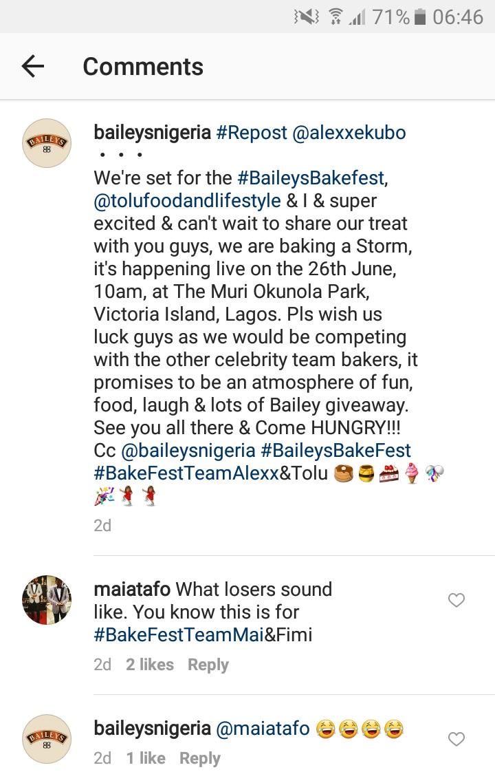 #BakeFest