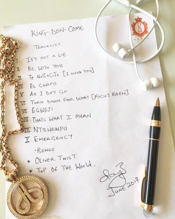 "BellaNaija - D'Banj set to drop New Album ""King Don Come"" 