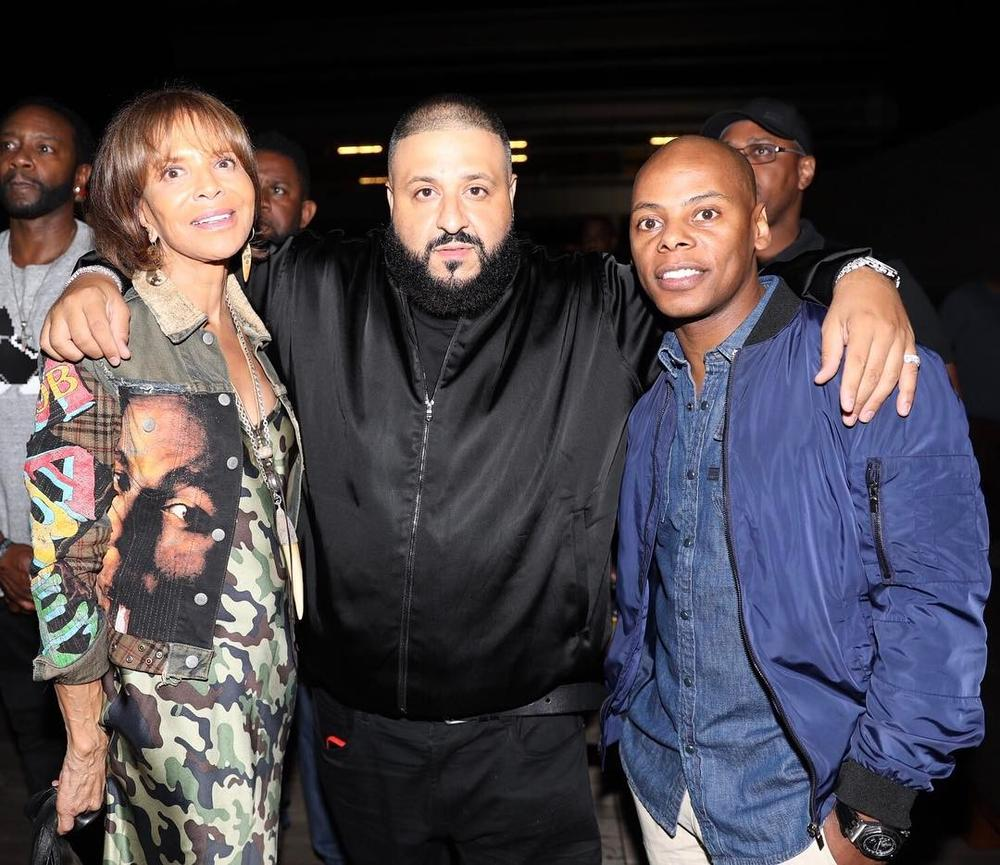 BellaNaija - DJ Khaled launches New Headphones #GratefulBeats
