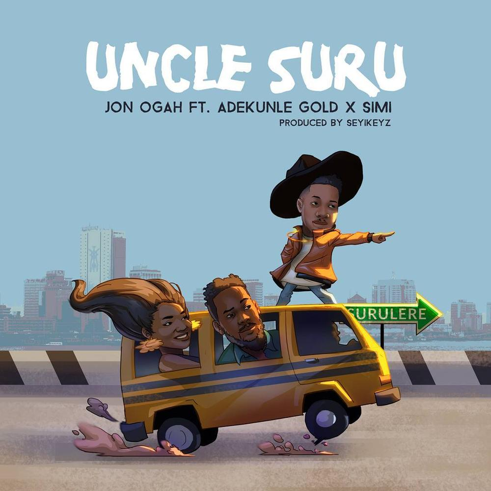 BellaNaija - BN Music Premiere: Jon Ogah feat. Adekunle Gold & Simi - Uncle Suru