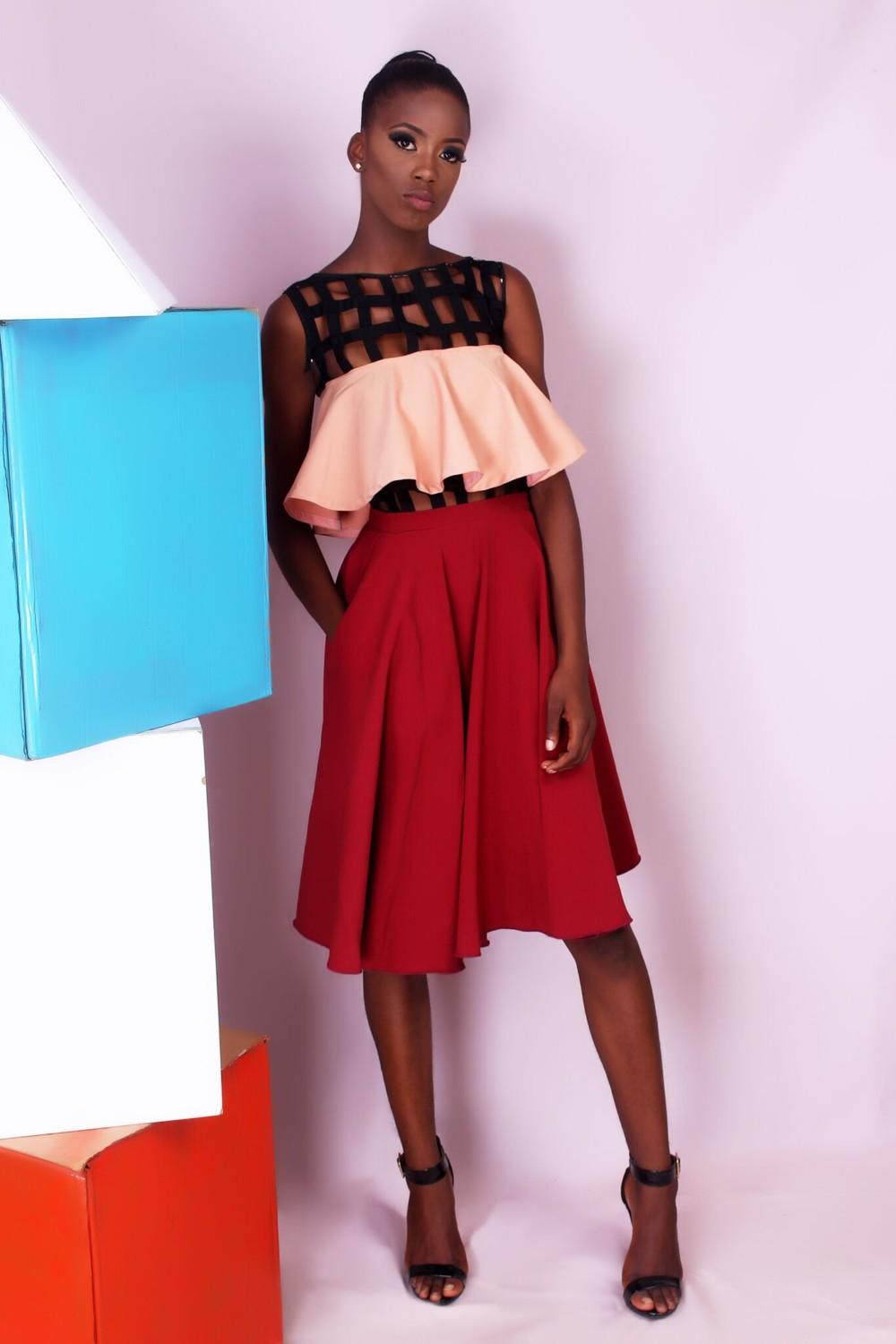 Nigerian Fashion Brand CeCe launches its Latest Lookbook titled 'Kandinsky'