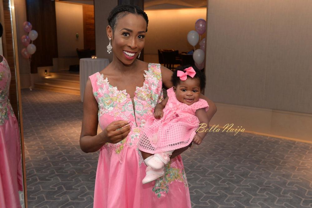 BN Living: Sickle Cell Anemia Warrior Anne Welsh Celebrates her Baby Shower | See Photos
