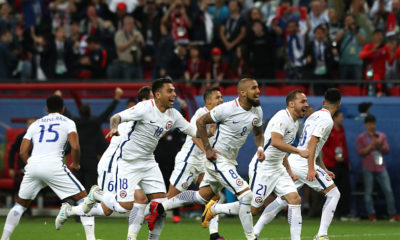 BellaNaija - Chile beat Portugal 3-0 on Penalties to Reach the 2017 FIFA Confederations Cup Final